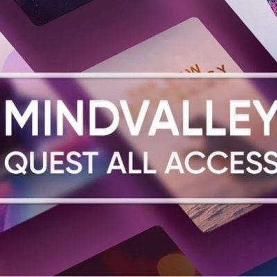 Mindvalley Quest All Access Pass