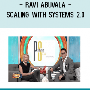 Ravi Abuvala Scaling with Systems 2.0