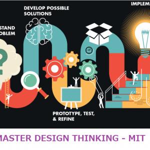 Master Design Thinking – MIT