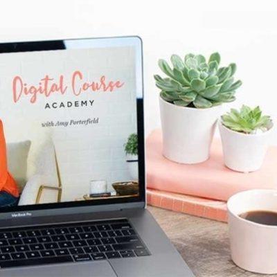 Digital Course Academy - Amy Porterfield