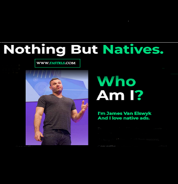 James Van Elswyk - Nothing But Natives