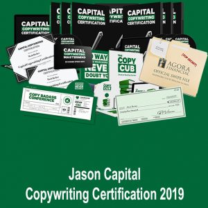 Jason Capital - Copywriting Certification 2019