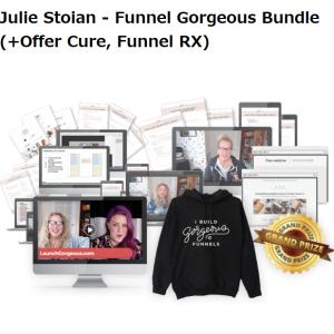 Julie Stoian - Funnel Gorgeous Bundle