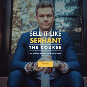 Ryan Serhant - Sell It Like SERHANT - The Course