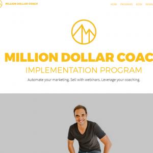Taki Moore - Million Dollar Coach Implementation Program