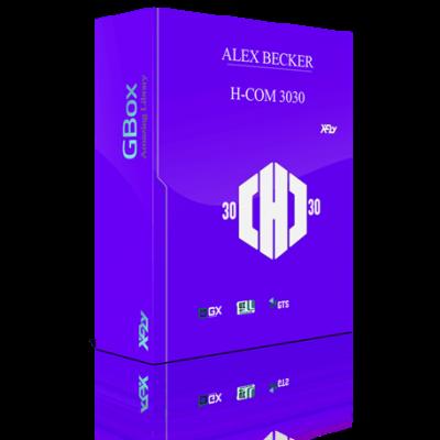 Alex Becker - HCOM 3030