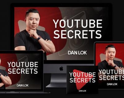 Dan Lok - YouTube Secrets