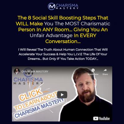 RSD Jeffy – Charisma Mastery