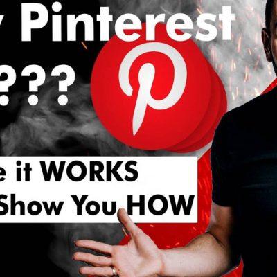 Alex Fedotoff – Pinterest Ads Blueprint 2020 Download