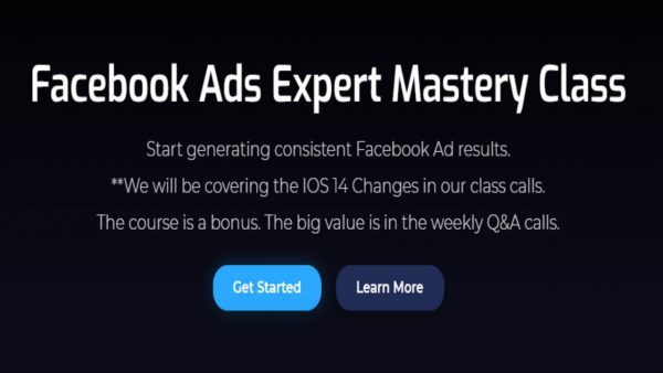 Chase Chappell – Facebook Ads Expert Mastery Class