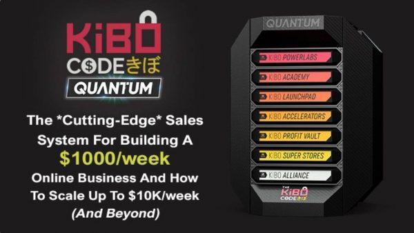 Steven Clayton & Aidan Booth - Kibo Code Quantum 2021