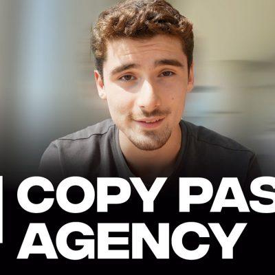 Copy Paste Agency by Iman Gadzhi