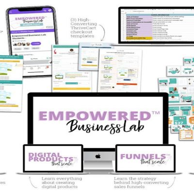 Empowered Business Lab by Monica Froese
