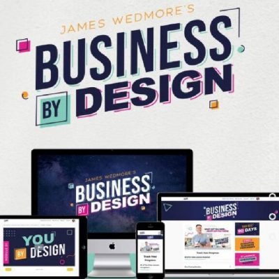 James Wedmore – Business By Design 2020