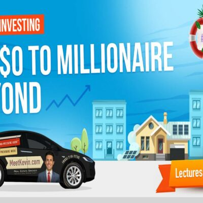Meet Kevin – From $0 to Millionaire & Beyond